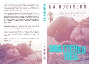 Shattered Ties Cover