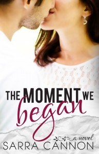 THE MOMENT BEGAN WITH YOU