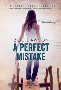 A Perfect Mistake cover