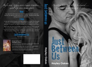 Just Between Us cover
