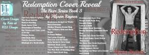 alyson Raynes - Redemption Cover Reveal Banner