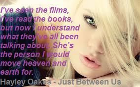 Just Between Us Teaser