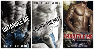 Throttle ME BlissBooks