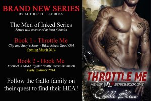 Throttle Me NewSeries